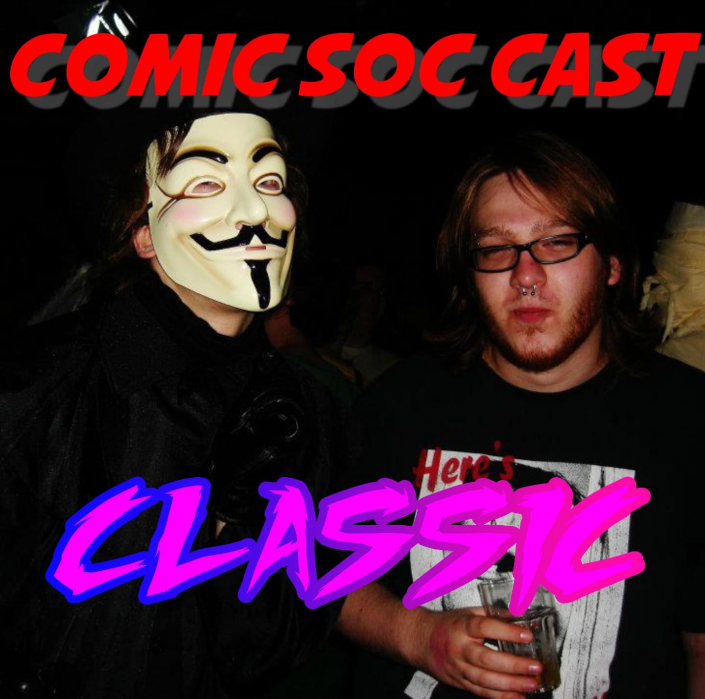 Comic Soc Cast Classic